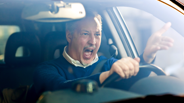 Racist man attacks family in road rage incident, internet unites to identify the a-hole.