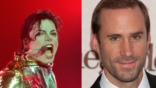 White guy Joseph Fiennes is playing Michael Jackson in a movie. Twitter isn't happy.