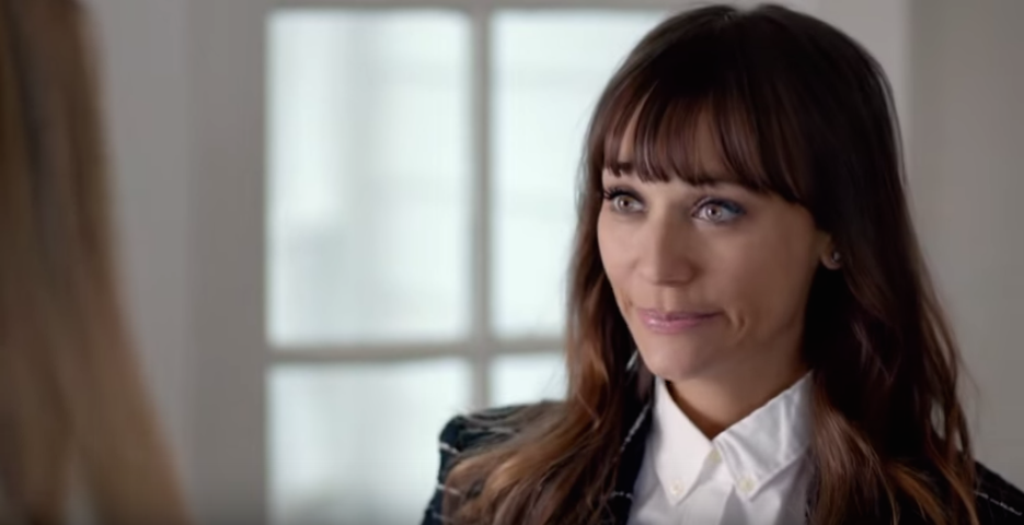 Rashida Jones defends her family and their amazing genes on Twitter.