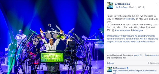DJ Ravidrums: What you need to know about the DJ playing Donald Trump's Inauguration.