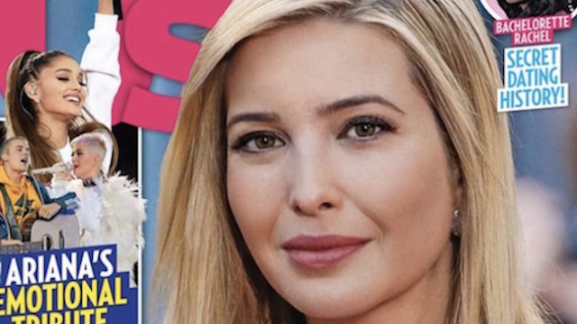 Ivanka Trump wants you to think she disagrees with her dad. Twitter disagrees with Ivanka Trump.