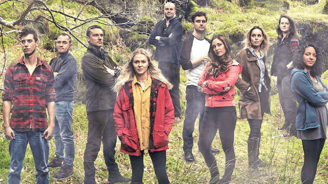 Reality show contestants survived in the wilderness for a year, only to learn show was cancelled after a month.