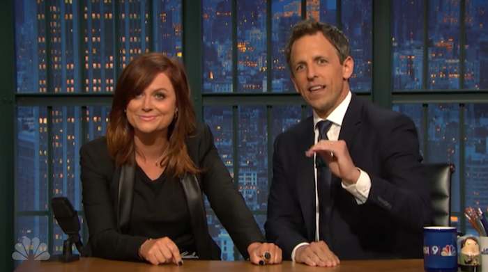 Sports Illustrated writer apologizes after getting burned by Amy Poehler for his sexist tweet.
