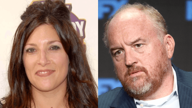 Louis C.K. victim shares the disturbing threats she's received since calling him out.