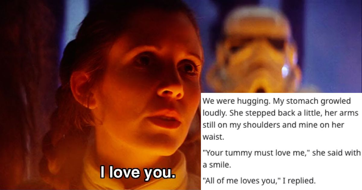 People share the first time they told their SOs 'I love you