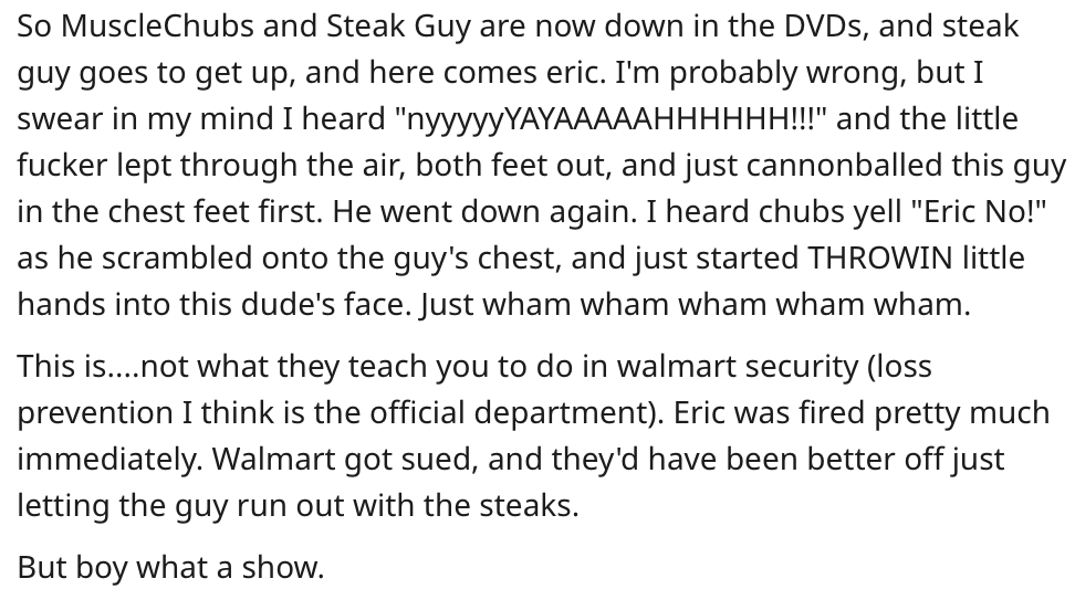 19 Walmart employees share the wildest stories they've seen on the