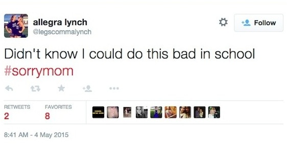 15 sad-larious #sorrymom tweets to read before you call your mom today.