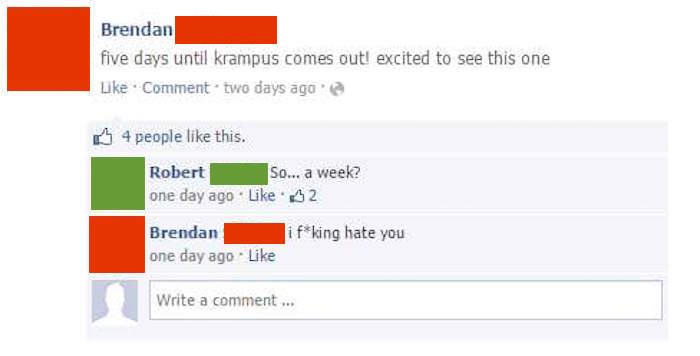 A guy started trolling his 'friend' for saying stupid stuff on Facebook, but who is really the jerk here?