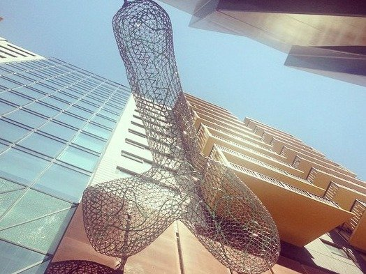 New Zealand residents are miffed about some ballsy new public art.