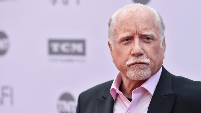 People thought that Richard Dreyfuss was Julia Louis-Dreyfus's dad. He had fun with it.