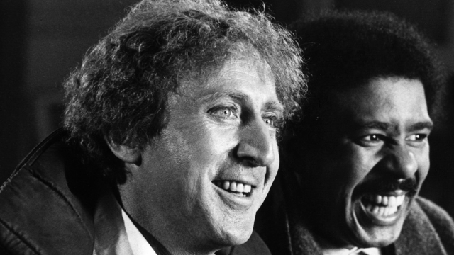 Rain Pryor opens up about the 'magic' onscreen between Gene Wilder and her father.