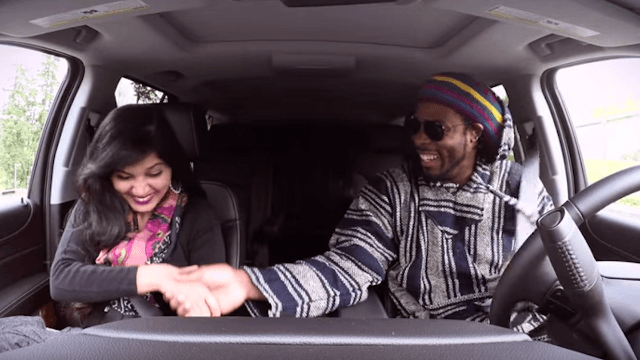 Richard Sherman drove a Lyft in Seattle and almost no one recognized him. Get it together, Seattle.