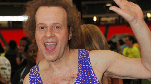 LAPD detective says Richard Simmons is 'fine,' but some still think he's being held hostage.