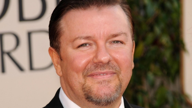 Ricky Gervais mocks 'woke' celebrities in Golden Globes monologue.