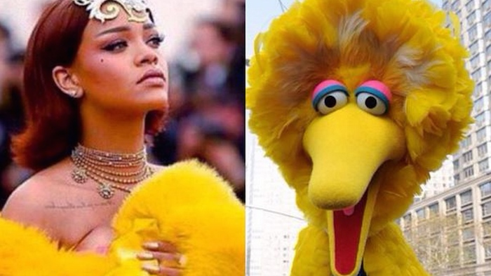 Rihanna's dress stole the show at The Met Gala. Then it stole the Internet.