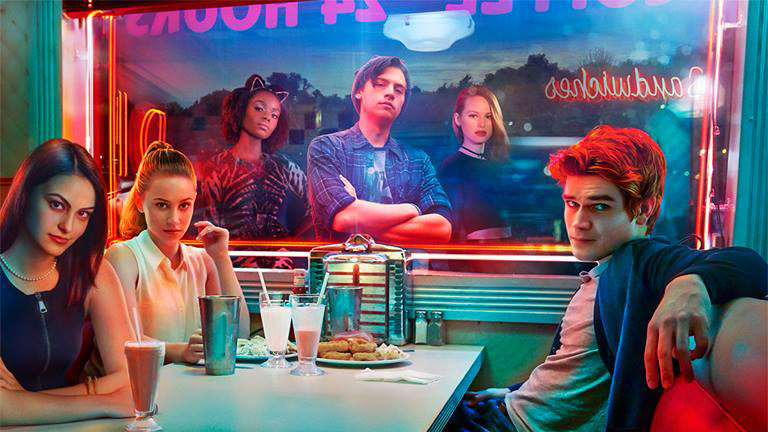 'Riverdale': Meet the CW cast of the new show based on the 'Archie' comics.
