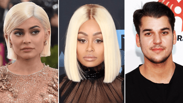 Rob Kardashian and Kylie Jenner are suing Blac Chyna for assault. This story never ends.