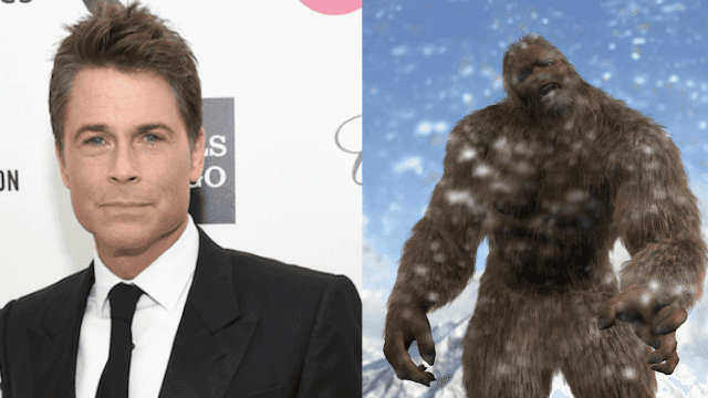 Rob Lowe believes he had an 'incredible encounter' with Bigfoot.