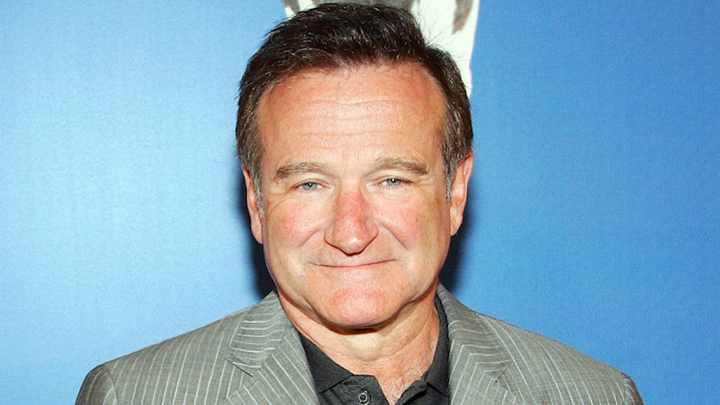 Here are magical, never-before-seen outtakes of Robin Williams as Genie in 'Aladdin.'