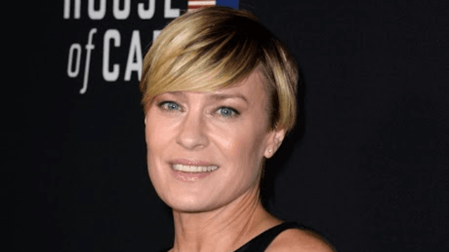 Robin Wright will replace Kevin Spacey in 'House of Cards,' and Twitter is thrilled.