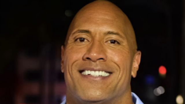Dwayne Johnson teaches daughter value of girl power