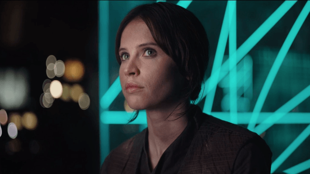 The 16 best tweets about the new 'Rogue One' trailer. The future of 'Star Wars' is female!
