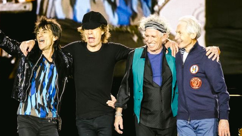 The Rolling Stones' concert rider proves they're still better at partying than the rest of us.