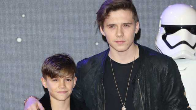 Romeo Beckham Instagram: Roasts Mom Victoria Beckham's Fashion Choice