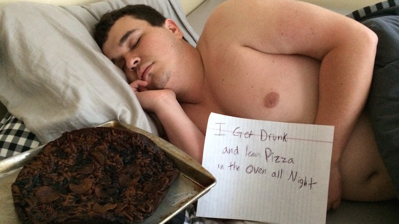 These are the greatest notes ever written by roommates.