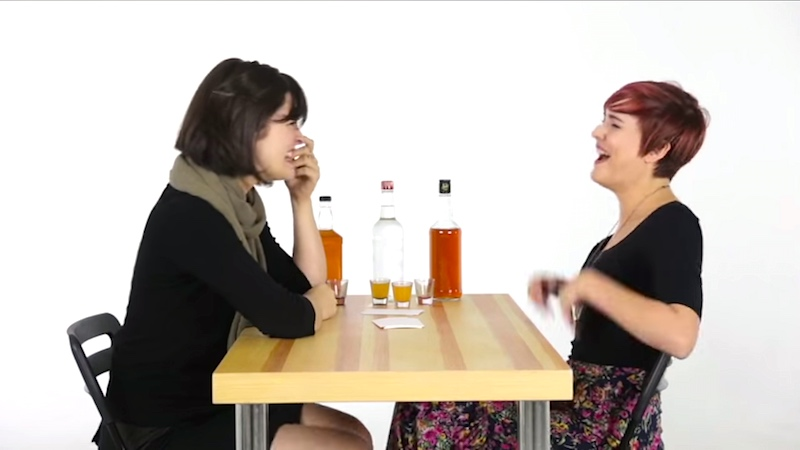Roommates played 'Truth or Drink' and revealed all the gross ways they've violated each other's space.