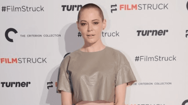 Rose McGowan has been arrested for felony drug possession.