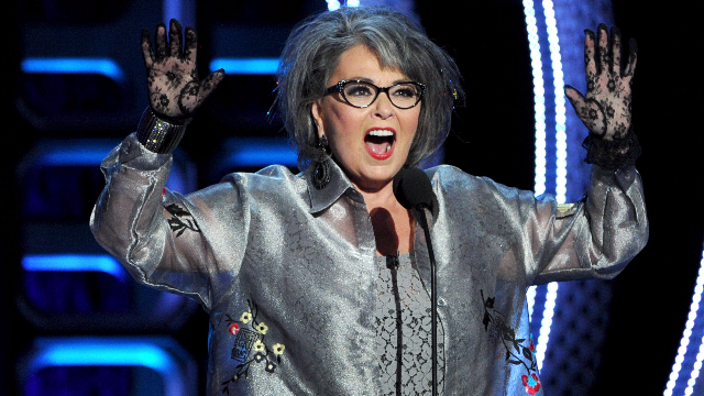 The internet reacts to Roseanne Barr actually facing consequences for racist comments.