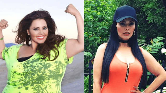 Plus-size model loses 250 pounds, 'activists' tell her to kill herself.