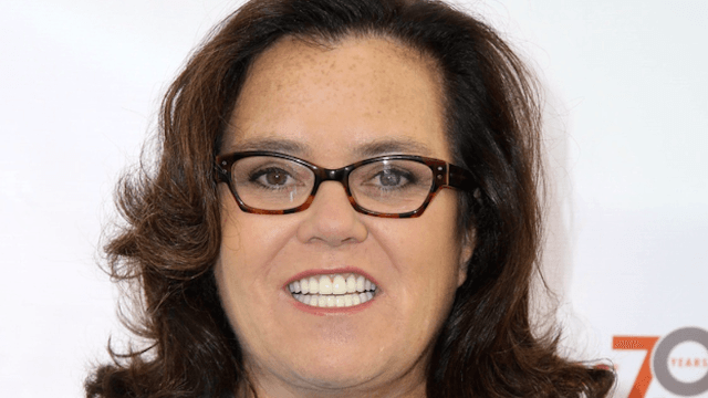 Rosie O'Donnell accidentally committed a felony on Twitter.