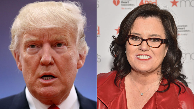 Rosie O'Donnell tweet about satirical 'Push Trump Off A Cliff' game sends conservatives over the edge