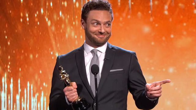 Watch master-impressionist Ross Marquand perform all the Oscar speeches you didn't get to see on Sunday.