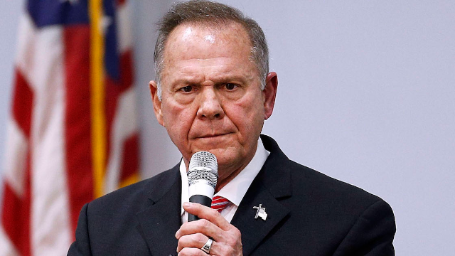 Image result for roy moore pedophile