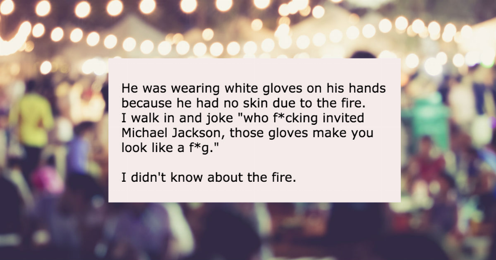 20 people who did something so bad it ruined a party share their stories.
