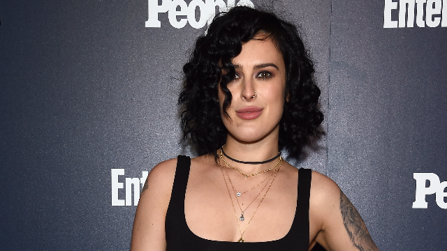 Rumer Willis completely switched up her look with a new hair color.