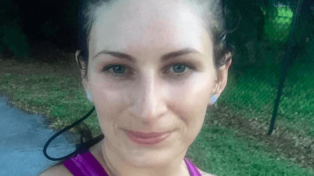 Runner responds to man who told her that her boobs were sagging.