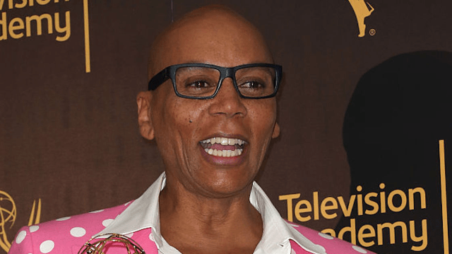 The best woman won: RuPaul takes home his first Emmy.