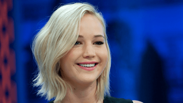 The hacker who stole Jennifer Lawrence's nudes got what was coming to him.