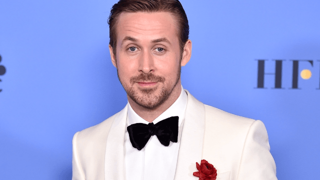 Ryan Gosling reveals why he started laughing during the Oscars' Best Picture mix-up.