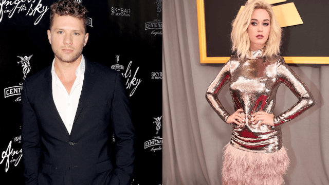 Ryan Phillippe isn't dating Katy Perry and he'd like everyone to leave him alone.
