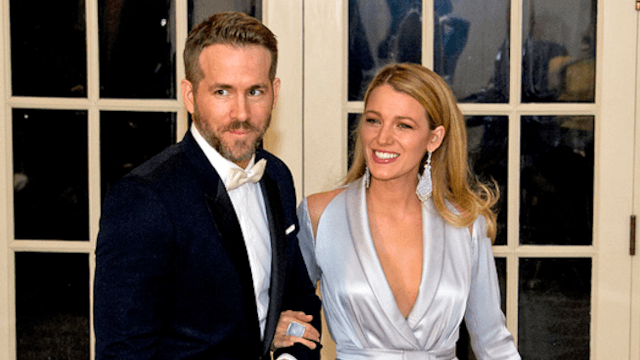 Ryan Reynolds and Blake Lively welcome baby #2.