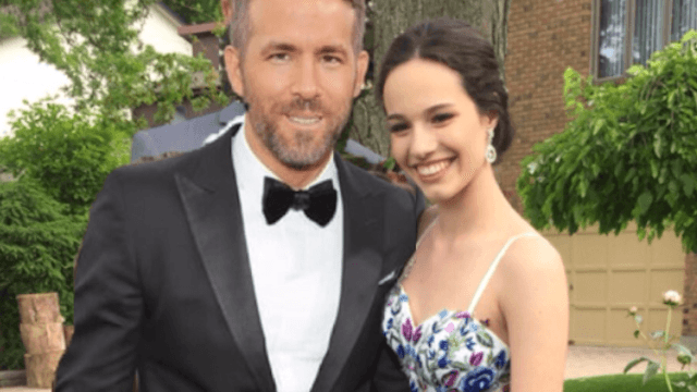 Ryan Reynolds helps a stranger get Photoshopped revenge on her ex-boyfriend.