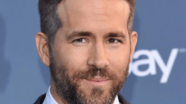 Ryan Reynolds trolls his mom with a few face tattoos.