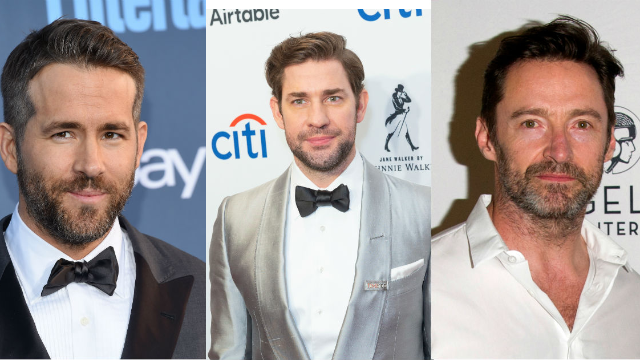 Ryan Reynolds teamed up with John Krasinski to roast the sh*t out of Hugh Jackman.