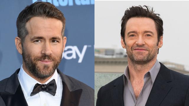 Ryan Reynolds hilariously trolled Hugh Jackman's anniversary post.
