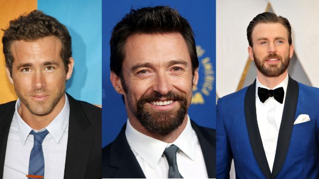 Ryan Reynolds trolled Hugh Jackman so hard he got Chris Evans involved.